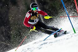 VAN DEN BROECKE Dries of Belgium during the Audi FIS Alpine Ski World Cup Men's Slalom 58th Vitranc Cup 2019 on March 10, 2019 in Podkoren, Kranjska Gora, Slovenia. Photo by Matic Ritonja / Sportida