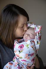 Violet's Newborn Session