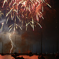 Chicago Fireworks display