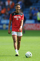 Callum Robinson of Bristol City - Mandatory byline: Dougie Allward/JMP - 07966386802 - 08/08/2015 - FOOTBALL - Hillsborough Stadium -Sheffield,England - Sheffield Wednesday v Bristol City - Sky Bet Championship