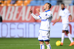 October 1, 2018 - Troyes, France - 10 ROMAIN PHILIPPOTEAUX (AUX) - DECEPTION - COLERE (Credit Image: © Panoramic via ZUMA Press)