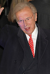 © Licensed to London News Pictures. 01/09/13 Sir David Frost dies. FILE PICTURE: LONDON - David Frost attends the UK Gala Premiere of 'W.E.' at the Odeon Kensington cinema, London, UK on January 11, 2012.  Photo credit : Richard Goldschmidt/Piqtured/LNP
