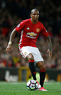 Ashley Young of Manchester United in action during the English Premier League match at Old Trafford Stadium, Manchester. Picture date: April 4th 2017. Pic credit should read: Simon Bellis/Sportimage