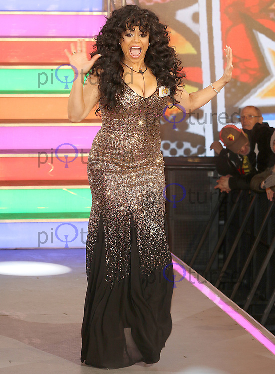 Stacy Francis, Celebrity Big Brother: WInter 2017 - Live Launch Show, Elstree Studios, Elstree UK, 03 January 2017, Photo by Brett D. Cove