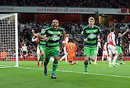 Arsenal v Swansea City 020316
