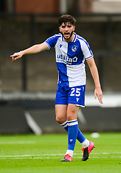 Cian Harries of Bristol Rovers - Mandatory by-line: Dougie Allward/JMP - 15/08/2020 - FOOTBALL - Memorial Stadium - Bristol, England - Bristol Rovers v Exeter City - Pre-season friendly