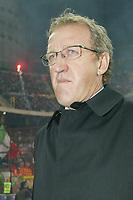 Milano 7/11/2004 Campionato Italiano Serie A <br /> <br /> L'allenatore della Roma Luigi Del Neri<br /> <br /> Roma Trainer Luigi Del Neri<br /> <br /> Milan Roma 1-1<br /> <br /> Foto Andrea Staccioli Graffiti