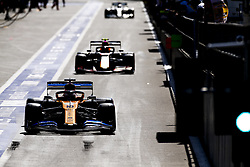 August 31, 2019, Spa-Francorchamps, Belgium: Motorsports: FIA Formula One World Championship 2019, Grand Prix of Belgium, ..#55 Carlos Sainz jr. (ESP, McLaren F1 Team) (Credit Image: © Hoch Zwei via ZUMA Wire)