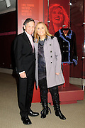 "Melissa Etheridge poses for a photo with Democratic Ohio Congressman Dennis Kuchinich, in front Etheridges' jacket she wore to the 2005 Grammy Award show. The jacket is part of the ""Women Who Rock"" exhibition sponsored by the Rock and Roll Hall of Fame and the RIAA (Recording Industry Association of America) at NMWA in Washington DC. Sunday Nov. 4th. Grammy award winner Melissa Etheridge is presented with The Excellence in the Performing Arts award from the National Museum of Women in the Arts (NMWA) in Washington DC. Sunday Nov. 4, 2012. Etheridge  also performed on the piano and then an acoustic set on guitar for an intimate audience of about 400 people. Photo ©Suzi Altman/For NMWA Grammy award winner Melissa Etheridge is presented with the National Museum of Women in the Arts' (NMWA) Award for Excellence in the Performing Arts in Washington DC. Sunday Nov. 4, 2012. Etheridge also performed on the piano and then an acoustic set on guitar for an intimate audience of about 300 people. Photo ©Suzi Altman/For NMWA<br />
