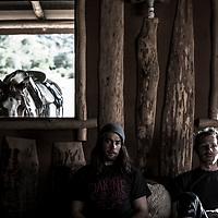 Matt Hunter and Matty Miles, Patagonia, Chile.