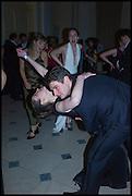 JOSEPHINE RENDALL-NEIL; CHRISTIAAN DE KONING, Oxford University Polo club Ball, Blenheim Palace. Woodstock. 6 March 2015