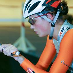 NK Baanwielrennen 2004 Alkmaar<br />Yvonne Hijgenaar