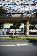 Het Beatrixkwartier in Den Haag. Moderne kantoren buurt met onder andere kantoren van Nationale-Nederlanden, MN pensioenen en het World Trade Center. | The Beatrixkwartier in The Hague. Modern offices in the neighbourhood, including the offices of Nationale-Nederlanden, MN pensions and the World Trade Center.