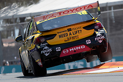 October 19, 2018 - Gold Coast, QLD, U.S. - GOLD COAST, QLD - OCTOBER 19: Lee Holdsworth in the Preston Hire Racing Holden Commodore during Friday practice at The 2018 Vodafone Supercar Gold Coast 600 in Queensland on October 19, 2018. (Photo by Speed Media/Icon Sportswire) (Credit Image: © Speed Media/Icon SMI via ZUMA Press)