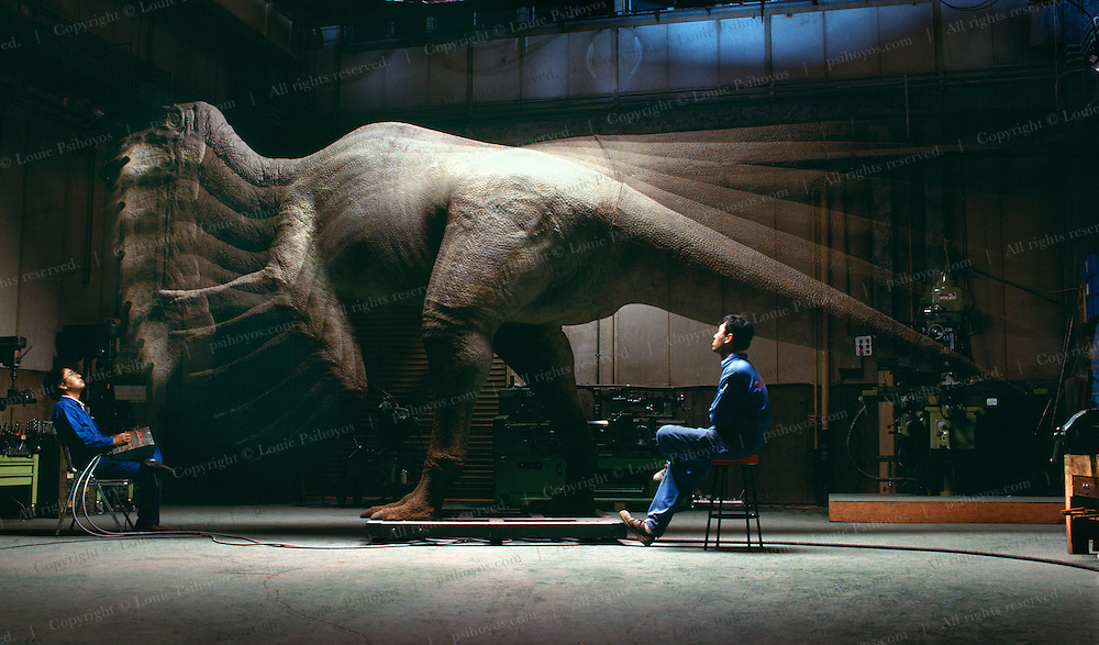 Founded in 1969 Kokoro Company created the first mechanical dinosaur models which are distributed throughout the world.