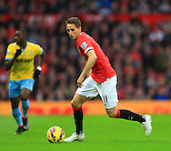 Adnan Januzaj of Manchester United - Manchester United vs. Crystal Palace - Barclay's Premier League - Old Trafford - Manchester - 08/11/2014 Pic Philip Oldham/Sportimage