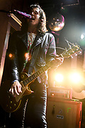 Brenton Carney, Lead Guitar for The Unlikely Candidates at The Moroccan Lounge, Los Angeles, California - March 7th, 2020