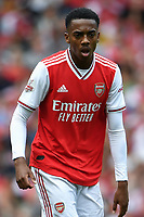 Football - 2019 Emirates Cup - Arsenal vs. Lyon<br /> <br /> Arsenal's Joe Willock, at the Emirates Stadium.<br /> <br /> COLORSPORT/ASHLEY WESTERN