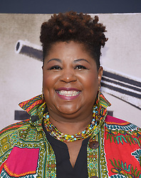 May 14, 2019 - Hollywood, California, U.S. - Cleo King arrives for the premiere of HBO's 'Deadwood' Movie at the Cinerama Dome theater. (Credit Image: © Lisa O'Connor/ZUMA Wire)