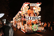 Photo of Scrooge by Wck CC at Glastonbury and Chilkwell Guy Fawkes Carnival, 2010.