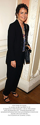 KOO STARK at a party in London on 8th July 2003.PLI 32