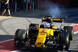 March 7, 2017 - Barcelona, Cataluna, Spain - Motorsports: FIA Formula One World Championship 2017, Test in Barcelona,.Jolyon Palmer (GBR, Renault Sport F1 Team) (Credit Image: © Hoch Zwei via ZUMA Wire)
