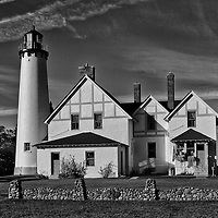 """Light so Tall"" B&W<br />