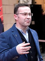 "Glasgow Film Festival, Sunday 3rd March 2019<br /> <br /> UK Premiere of ""Do No Harm (Eminent Monsters)""<br /> <br /> Pictured: Stephen Bennett (Director)<br /> <br /> Alex Todd   Edinburgh Elite media"