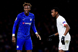 Tammy Abraham of Chelsea - Mandatory by-line: Ryan Hiscott/JMP - 10/12/2019 - FOOTBALL - Stamford Bridge - London, England - Chelsea v Lille - UEFA Champions League group stage