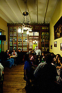 """""""Peas"""" one of the most fashionable cafe in Barranco"""
