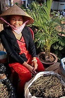 Though mostly a sleepy fishing village devoted to Nuoc Mam or fish sauce, Duong Dong village on Phu Quoc bustles with activity each morning at its market.  As the mid day sun looms, by noon things  shut down and the island resumes its long siesta.