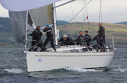 Day one of the Silvers Marine Scottish Series 2016, the largest sailing event in Scotland organised by the  Clyde Cruising Club<br /> Racing on Loch Fyne from 27th-30th May 2016<br /> GBR7745R, Eala of Rhu, J McGarry / C Moore, RNCYC, Swan 45.<br /> <br /> <br /> Credit : Marc Turner / CCC<br /> For further information contact<br /> Iain Hurrel<br /> Mobile : 07766 116451<br /> Email : info@marine.blast.com<br /> <br /> For a full list of Silvers Marine Scottish Series sponsors visit http://www.clyde.org/scottish-series/sponsors/