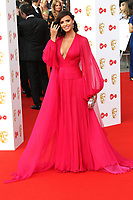 Lucy Mecklenburgh, Virgin TV British Academy Television Awards, Royal Festival Hall, London UK, 13 May 2018, Photo by Richard Goldschmidt
