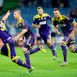 20140723: SLO, Football - UEFA Champions League Qualifications, NK Maribor vs HSK Zrinjski Mostar