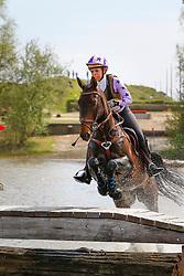 Thewissen Jessie, BEL, Guggi van de Bakkershoeve<br /> Nationale LRV-Eventingkampioenschap Minderhout 2017<br /> © Hippo Foto - Kris Van Steen<br /> 30/04/17