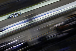 November 16, 2018 - Homestead, Florida, U.S. - Kyle Larson (42) takes to the track to qualify for the Ford 400 at Homestead-Miami Speedway in Homestead, Florida. (Credit Image: © Justin R. Noe Asp Inc/ASP)