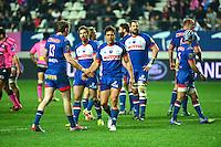 Joie Grenoble - CJackson WILLISON / Chris FARRELL - 14.03.2015 - Stade Francais / Grenoble -  20eme journee de Top 14<br /> Photo : David Winter  / Icon Sport<br /> <br />   *** Local Caption ***