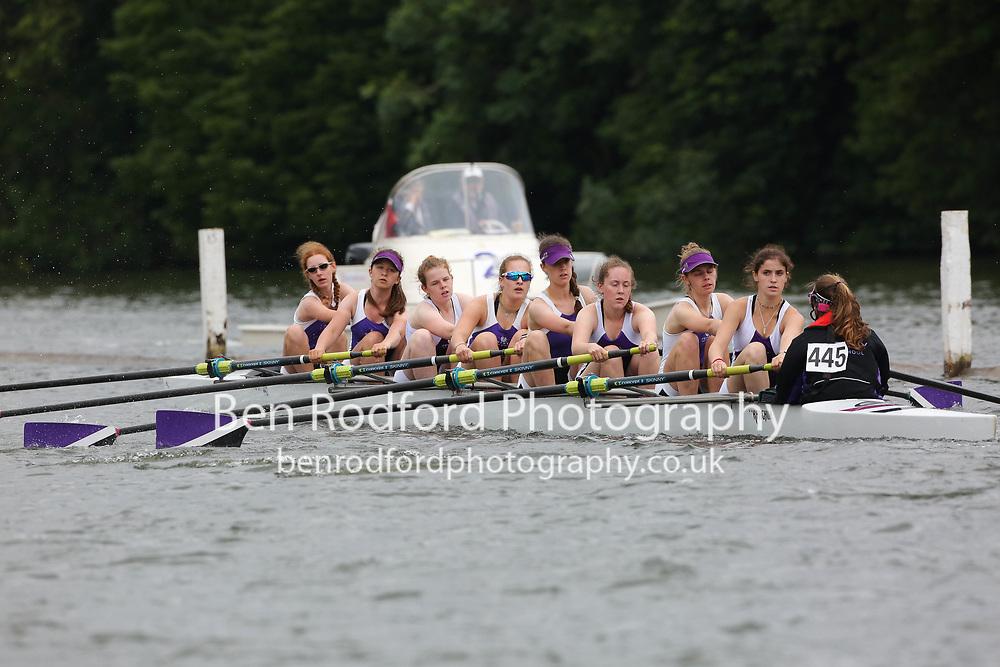 Junior 8+  Heat<br /> <br /> Cantabrigian RC <br /> Putney High School (B)<br /> <br /> Henley Women's Regatta 2021<br /> Saturday