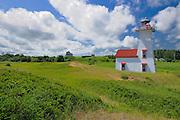 Lighthouse <br /> New London<br /> Prince Edward Island <br /> Canada