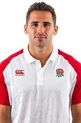 Oliver Lindsay-Hague of England Rugby 7s - Mandatory by-line: Robbie Stephenson/JMP - 17/09/2019 - RUGBY - The Lansbury - London, England - England Rugby 7s Headshots