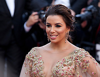 Eva Longoria at The Killing of a Sacred Deer gala screening at the 70th Cannes Film Festival Monday 22nd May 2017, Cannes, France. Photo credit: Doreen Kennedy