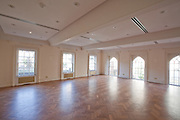 Pembroke College Hall, Bar and Forte Room (ground and first floor) before Refurbishment