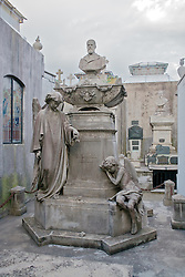 Ventura Coll Tomb 1822-1880, La Recoleta Cemetery