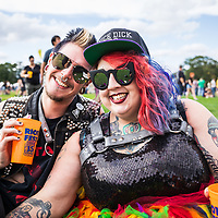 People of Riot Fest 2019
