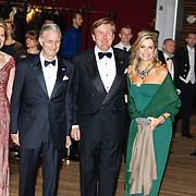 NLD/Amsterdam/20161129 - Staatsbezoek dag 2, contraprestatie Belgische koningspaar, Koning Filip en Koningin Mathilde, Koning Willem Alexander en Koningin Maxima