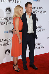 October 12, 2017 - Los Angeles, California, USA - HELEN LABDON, GREG KINNEAR appears on the Red Carpet for the 'Same Kind Of Different As Me' Los Angeles Premiere at the Westwood Village Theatre. (Credit Image: © Billy Bennight via ZUMA Wire)