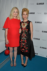 Left to right, FEARNE COTTON and PALOMA FAITH at the Glamour Women of The Year Awards held in Berkeley Square, London on 2nd June 2015.