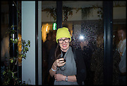 EMMA SCHOFIELD, Frieze party, ACE hotel Shoreditch. London. 18 October 2014