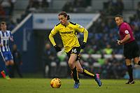 Football - 2016 / 2017 Sky Bet Championship - Brighton & Hove Albion vs. Burton Albion<br /> <br /> Luke Murphy of Burton Albion in action at the Amex Stadium Brighton<br /> <br /> COLORSPORT/SHAUN BOGGUST