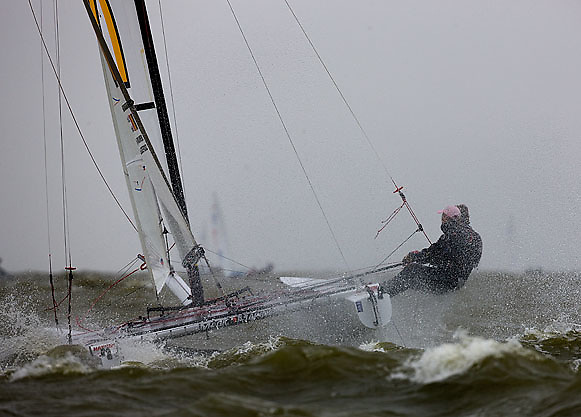 08_004223 © Sander van der Borch. Medemblik - The Netherlands,  May 25th 2008 . Final day of the Delta Lloyd Regatta 2008.